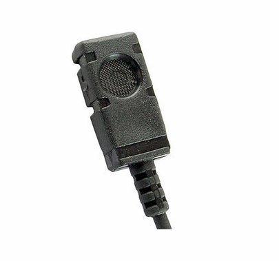 Voice Technologies VT500 Lavalier 3.5mm T/R/S Sennheiser BLACK