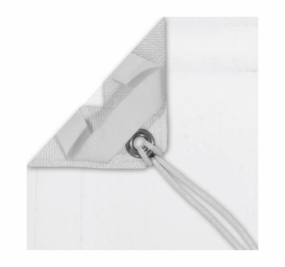 Modern Studio 10x20 1/4 Stop Silk (Artificial White) With Bag