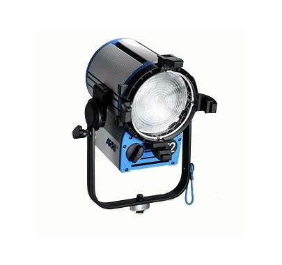 Arri T2 2000W Fresnel 2K Junior Light, Stand Model