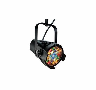 ETC Desire D22 Lustr+ LED Par Light - Portable, BLACK