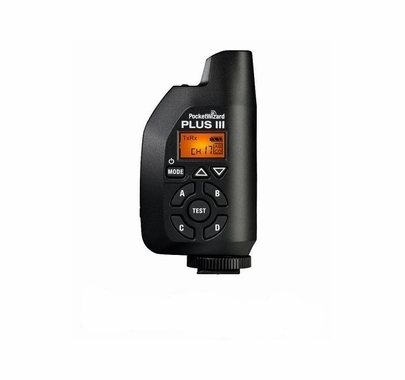 PocketWizard Plus III Radio Transceiver Wireless Trigger