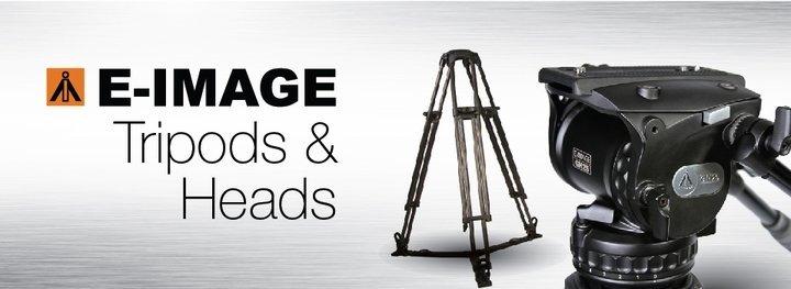 E-Image Tripods & Heads