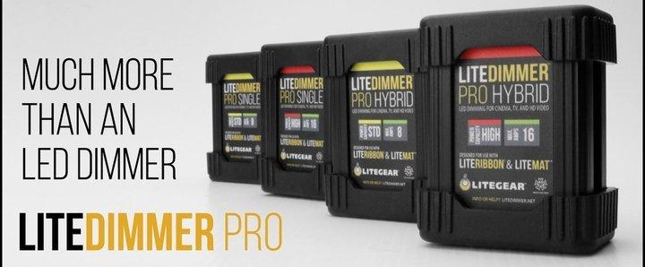 LiteGear LiteDimmer LED Dimmers