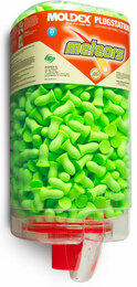 Moldex Meteors 6875 UF Foam Ear Plugs PlugStation (NRR 33) (Dispenser with 500 Unwrapped Pairs)