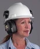 Pro-Ears Ultra Pro Premium HardHat Model Ear Muffs (NRR 30)