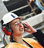 Intrinsically Safe Communication Ear Muffs