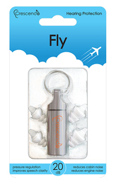 Crescendo Fly Ear Plugs (NRR 10)