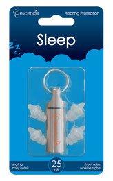 Crescendo Sleep Ear Plugs (NRR 16)