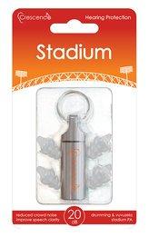 Crescendo Stadium Ear Plugs (NRR 12)