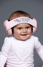 Thunderplugs Babymuffs Ear Muffs for Babies (NRR 27)