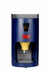 3M E-A-R 391-0000 One-Touch Pro Metal Ear Plug Dispenser (Dispenser only. Refill Bottles Sold Separately)