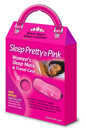 Hearos Sleep Pretty in Pink Contour Sleep Mask