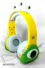 Vcom Monster Magical Headphones for Children