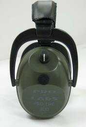 Pro Tac 300 Police and Military Electronic Ear Muffs (NRR 26)