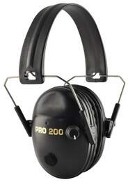 Pro Ears Pro 200 Electronic Sport Shooter's Ear Muffs (NRR 19)