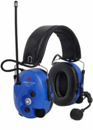 3M Peltor  Lite-Com Pro II Intrinsically Safe Two Way Radio Communications Headset MT7H7F4010-NA-50 (NRR 25)