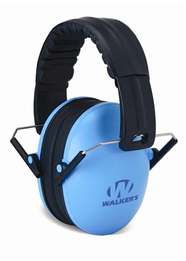 Walker's GWP-FKDM Baby & Kid's Folding Ear Muffs (NRR 23)