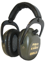 Pro Ears Sporting Clay Gold Electronic Sport Shooter's Ear Muffs (NRR 25)