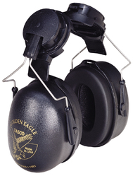 Tasco Golden Eagle Hard Hat Model Ear Muffs (NRR 26)