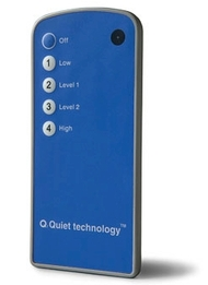Oasis Qt™ IR Remote with battery