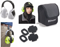 Howard Leight and Bilsom Ear Muff Accessories