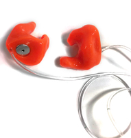 Perfect Fit™ CSVP Model Sonic Valve II Custom Shooting Ear Plugs (One Pair)