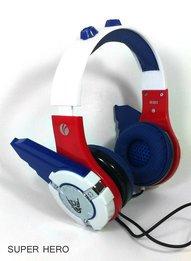 Vcom Super Hero Magical Headphones for Children