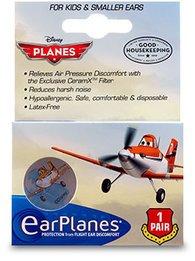 Cirrus EarPlanes Disney Planes Kids Ear Plugs for Flying (NRR 20)