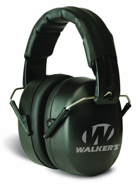 Walker's Extra Protection Folding Range Ear Muffs (NRR 30/34)