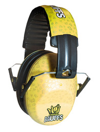 Thunderplugs Bananamuffs Ear Muffs for Children (NRR 25)
