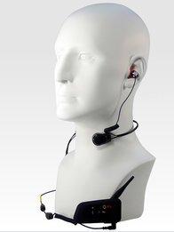 Neckmike M3 Bluetooth Short Range Communications System