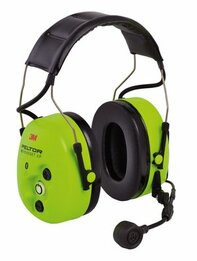 3M Peltor MT15H7AWS5-01 GB WS ProTac XP Ground Mechanic Headset with Environmental Mics (SNR 31) (Case of 10)
