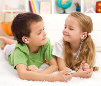 Earphones for Kids