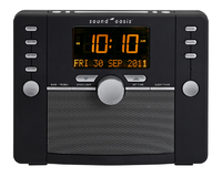 Sound Oasis S-5000 Deluxe Sleep Sound Therapy System w/Free Pillow Speakers and Free Ground Shipping!