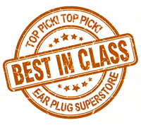 Best in Class - Ear Plug Superstore's Top Picks