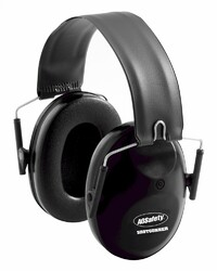 AOSafety Shotgunner Folding Headband Model Ear Muffs (NRR 21)