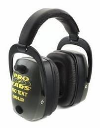 Pro Tekt  Electronic Ear Muffs for Industry