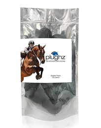 Plughz Horse Ear Plugs Stable Pack (10 Pairs)