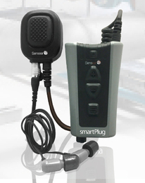 Sensear smartPlug R Two-Way Radio Compatible Hearing Protection for High-Noise Environments (NRR 31)