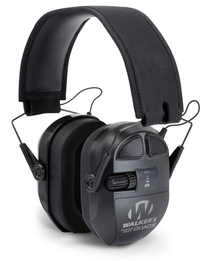 Walkers Power Muff Digital Quad Electronic Shooters Earmuffs With AFT (NRR 24) formerly EPMDQ