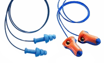 Metal Detectable Ear Plugs
