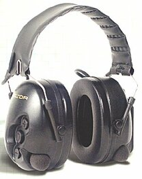 3m Peltor Tactical Pro Electronic Ear Muffs (NRR 26)