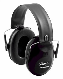 AOSafety Shotgunner Folding Headband Model Ear Muffs (NRR 21)