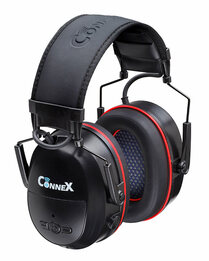 Tasco Connex Bluetooth Earmuffs w/ Mic & Volume Limiting (NRR 25)