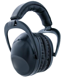 MRI Safe Pro Ears Ultra Sleek Headband Ear Muffs (NRR 26)