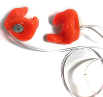 Perfect Fit™ CSVP Model Sonic Valve II Custom Shooting Ear Plugs (One Pair)