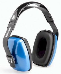 Howard Leight by Honeywell Bilsom Viking V1 1010925 Multi-Position DiElectric (non-metallic) Ear Muffs (NRR 25)