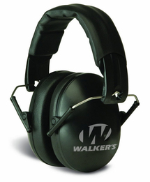 Walker's Pro-Low Profile Folding Ear Muffs (NRR 22)