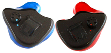 Earasers Custom Fit BigShots Digital Hunting Hearing Aids w/ Sound Compression and Enhancement (NRR 29) (1 Pair w/Accessories)