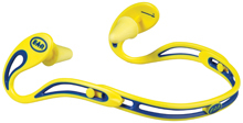 E-A-R Sphere Swerve Banded Hearing Protector (NRR 28) (Band w/2 Sets of Tips)